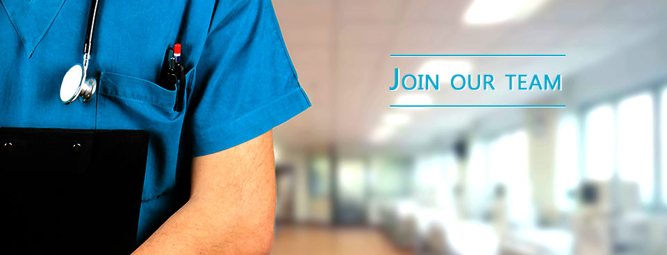 Join the team – we are hiring