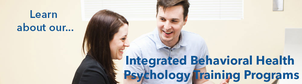 Behavioral Health Training Programs