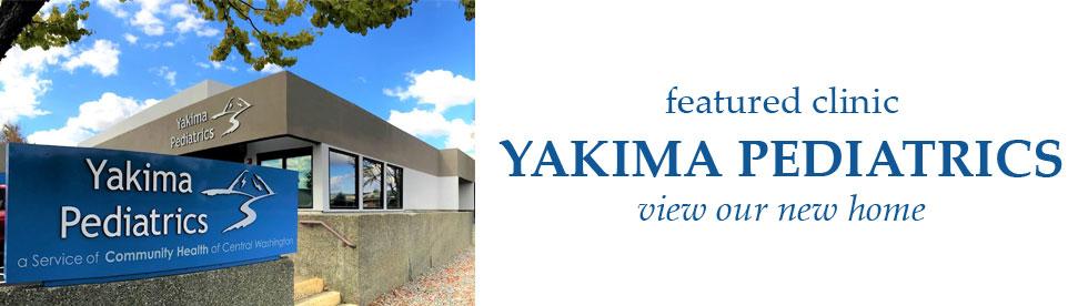 Yakima Pediatrics Tour