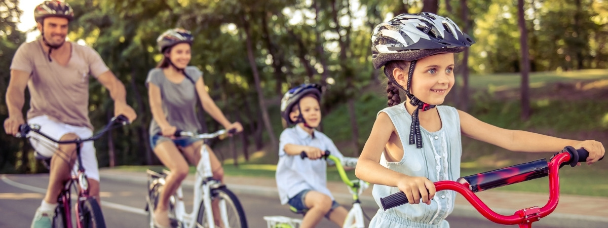 National Health Center Week Bike Giveaway